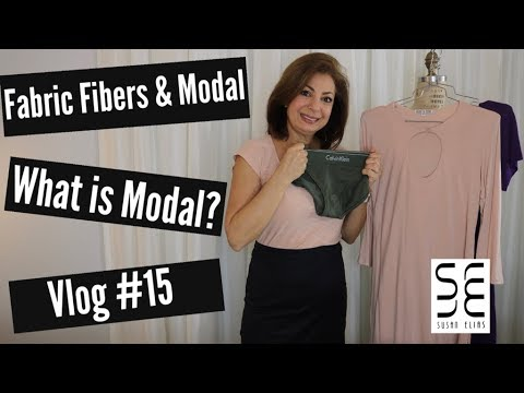 Fibers, Fabric, & Modal - What is Modal and WHY do Top Designers Use it?