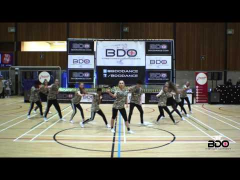 Most Wanted Crew  - 16 & Under Open - BDO South Coast 2016