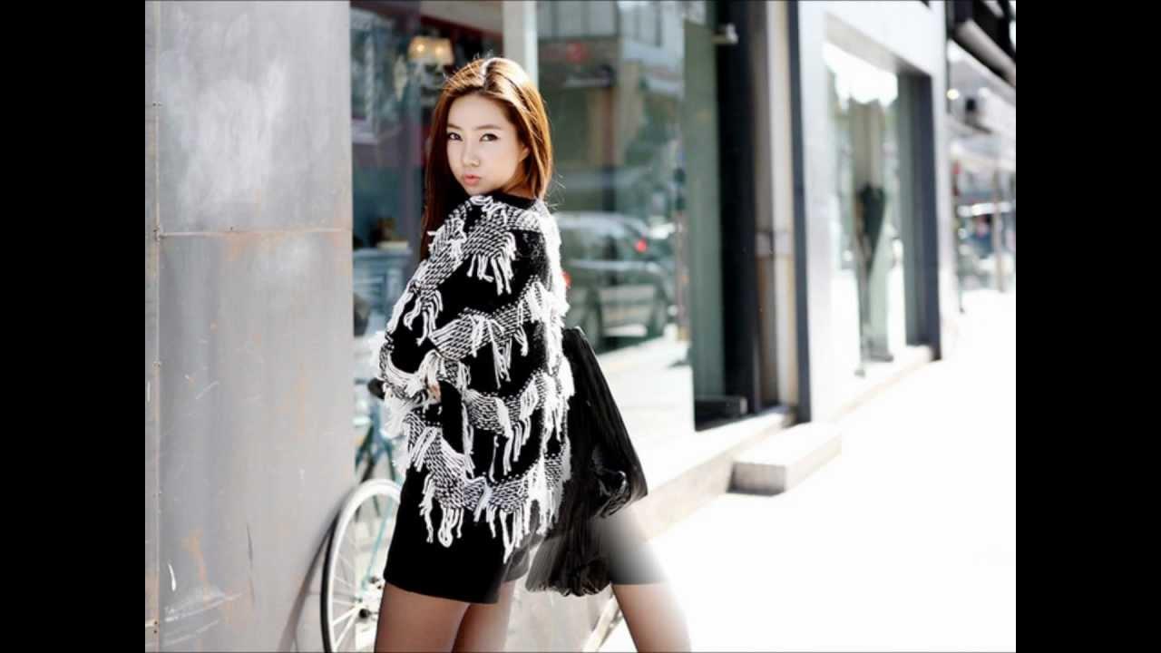 2012 13 Korean Winter Fashion Youtube