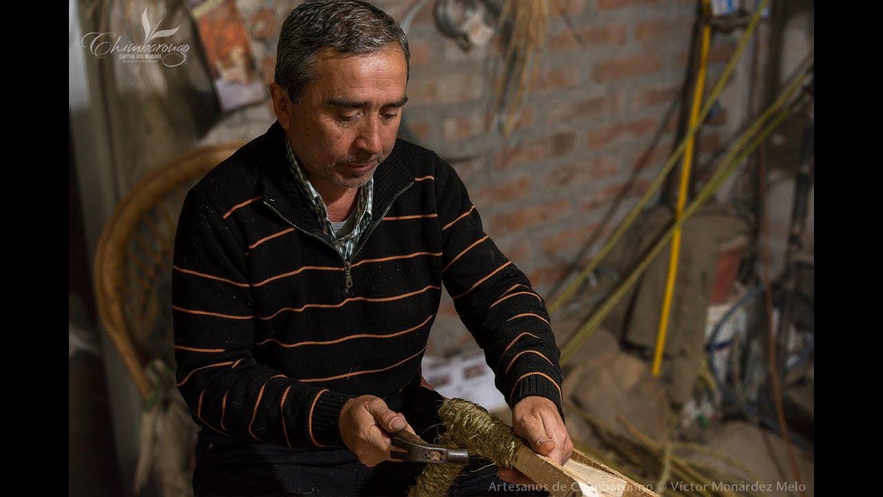 Carlos Salas Morales Manos De Mimbre Chimbarongo