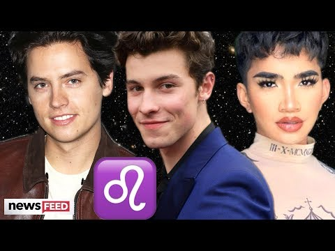 shawn-mendes,-cole-sprouse-&-more-irresistible-celeb-leos!