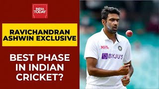 India off-Spinner Ravichandran Ashwin Speaks Exclusively To Rajdeep Sardesai | India Today