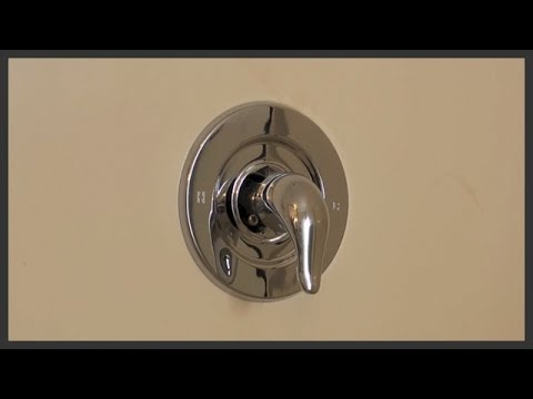 Shower Handle Replacement Youtube