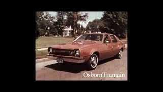 1973 AMC Hornet Commercial - Introduction Film - Mason Adams Voice Over