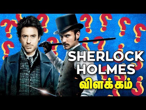 Sherlock Holmes Movie Full Story Tamil Explained