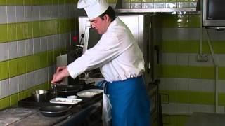 Свинина с соусом. Видео-рецепт от шеф-повара