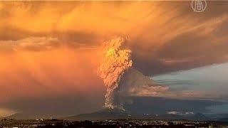 Неожиданно проснулся вулкан в Азовском море (видео)