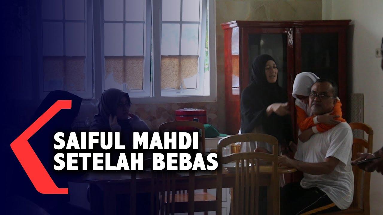 AKTIFITAS SAIFUL MAHDI SESUDAH BEBAS
