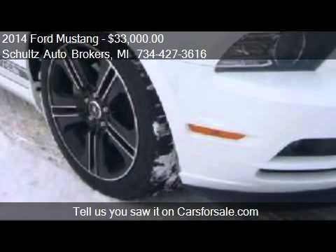 2014 Ford Mustang GT Convertible for sale in Livonia, MI 481