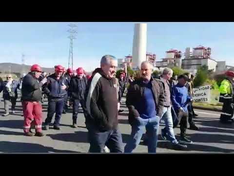 Los trabajadores de Endesa se movilizan una semana más