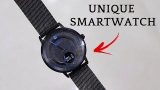 Unique SmartWatch | Best Analog SmartWatch | TopHill Smartwatch | Tech Unboxing 🔥