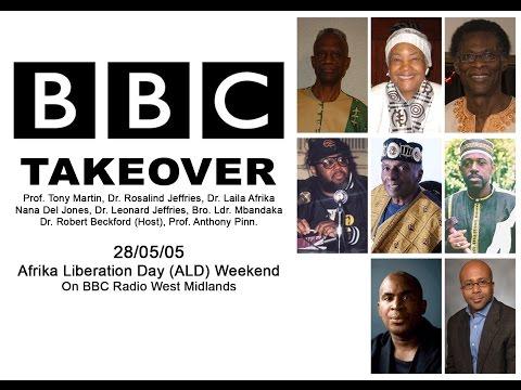 BBC TAKEOVER: Leonard Jeffries,  Laila Afrika, Tony Martin, Rosalind Jeffries, Del Jones + More