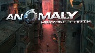 CGRundertow ANOMALY WARZONE EARTH for PlayStation 3 Video Game Review