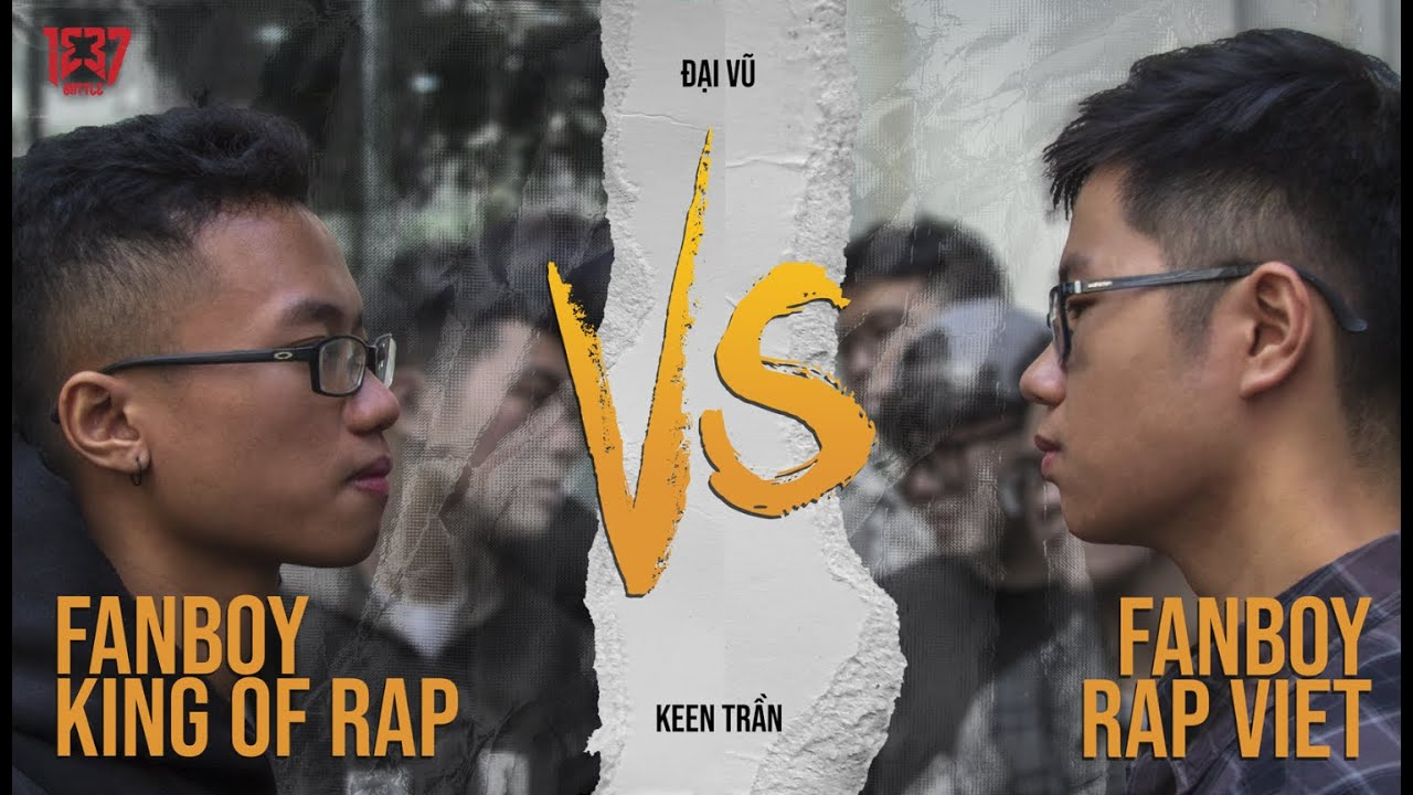 1337 BATTLE  - KING OF RAP VS. RAP VIỆT