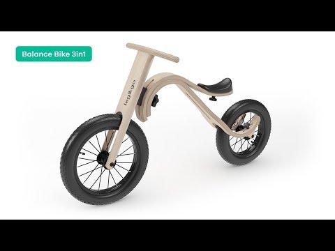 leg&go balance bike transformations // 6 months to 6 years