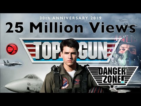 Top Gun  Danger Zone Full HD 1080p mp4 QD...