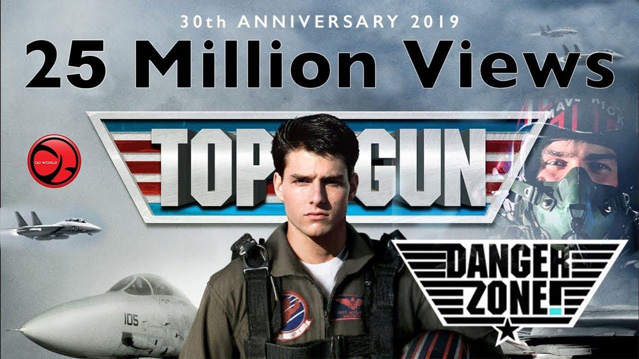 Top Gun  Danger Zone Full HD 1080p mp4 QD World #1