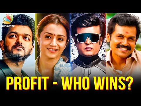 Who Made Better Business in 2018 ? : Tirupur Subramaniam Reveals | Sarkar, 2.0