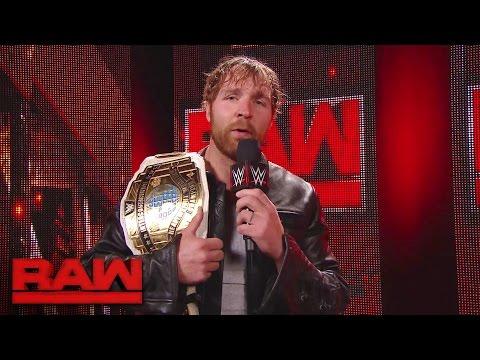 5/1/2017 raw recap & analysis - 0 - 5/1/2017 Raw Recap & Analysis