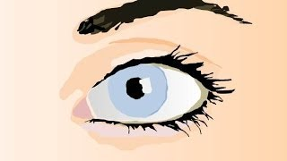 How to draw a realistic eye (Long version)