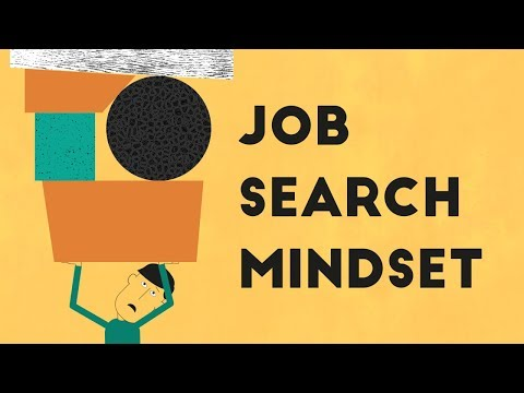 Improving Your Job Search Mindset