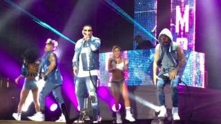 Daddy Yankee -Lovumba LIVE MILANO 2017