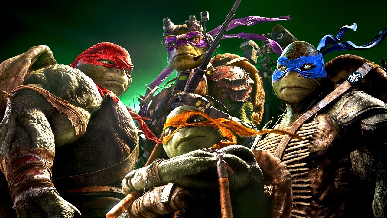 Ninja Turtles Ultimate Characters Trailer Youtube