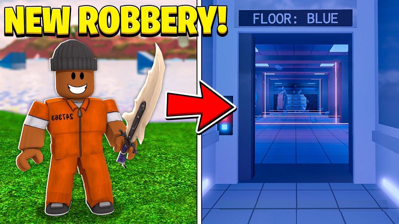 Roblox Jailbreak Train Robbery Update Is Here Jailbreak New Bank Robbery Swords Update In Roblox Jailbreak Vloggest