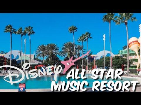 Disney's All Star Music Resort | Tour 2020