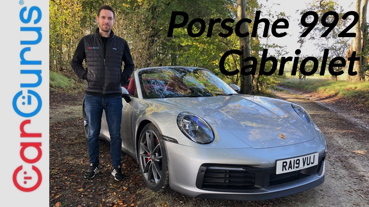Porsche 911 Cabriolet 2020 Review Is The 992 As Good Without A Roof Cargurus Uk Youtube