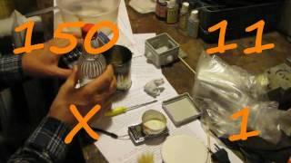 Как приготовить эпоксидный клей грамотно и правильно