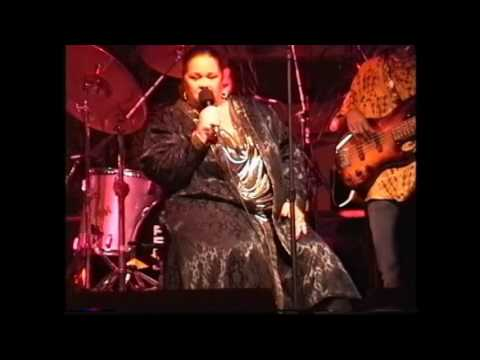 Etta James Live in Long Beach 1992