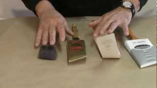 Woodwork Finishing - How To Select the Right Finishing Brush