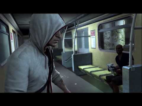 Assassin's Creed 3 gameplay - Desmond Stadium Mission in Brazil