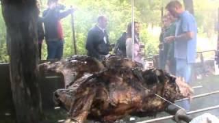 La Vaca Asada de Enciso thumbnail