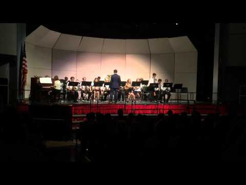 2015 NYACK MIDDLE SCHOOL 8th grade Jazz Band performs Take it To the Top