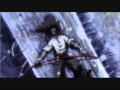 Afro Samurai: Afro vs Jinno