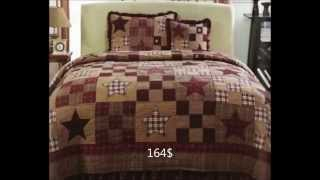 10 Patchwork Quilt Sets, More Traditional For Your House