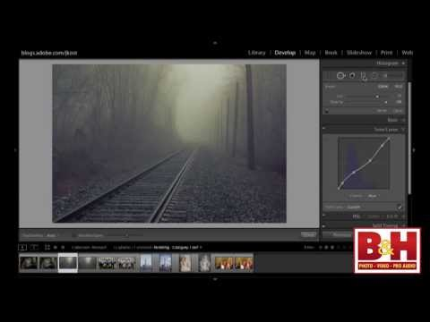 How The Rockstars Would Do It: Retouching with Adobe Lightroom 5