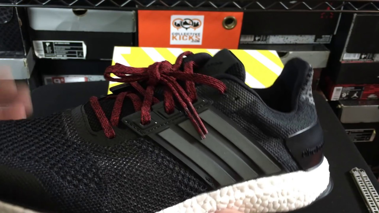 695cbeb956058 Adidas Ultra Boost ST (New Model) Unboxing Review - YouTube