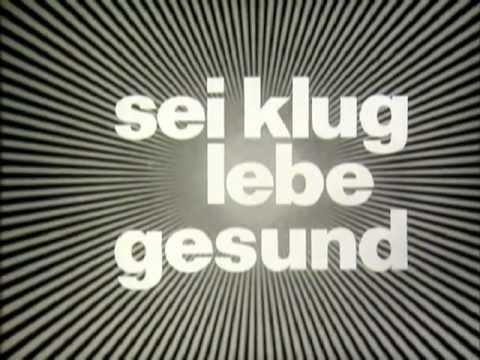 Gesundheitsfilme aus dem Deutschen Hygiene-Museum Dresden