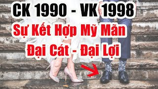 🍀Xem Tuổi Chồng Canh Ngọ 1990 Vợ Mậu Dần 1998 Có Hợp Không|Tử Vi 365