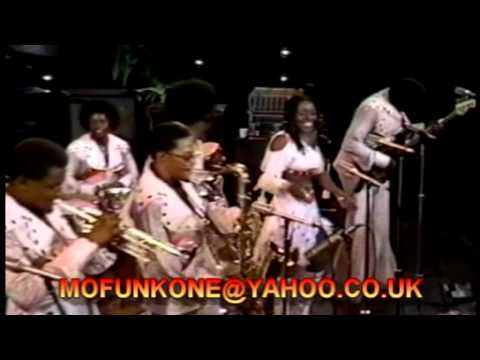 ROSE ROYCE - DO YOUR DANCE.LIVE TV PERFORMANCE 1977