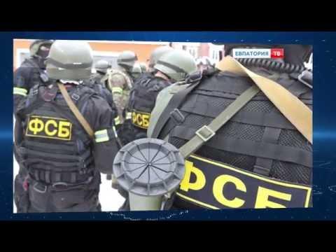 ФСБ предотвращен теракт на территории Республики Крым.