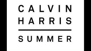 Repeat youtube video Calvin Harris -Summer (Lyrics Video)