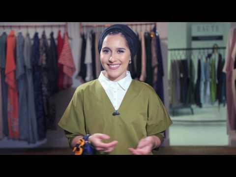 London Modest Fashion Week x Dina Tokio