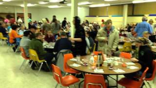 The Banquet at Bismarck's Trinity Lutheran Church