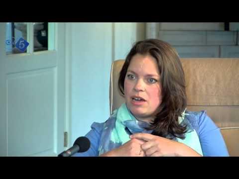 Violiste Carla Leurs: 'Ik heb twee uur gehuild'