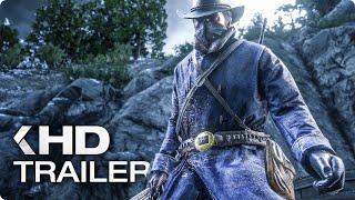 RED DEAD REDEMPTION 2 Final Trailer (2018)