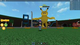 PLAYING GAMES CA (and not so poop) IN ROBLOX! Remixes 745 Roblox